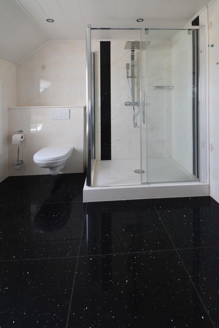 Salle de bains classique cr ations gillet for Gillet carrelage